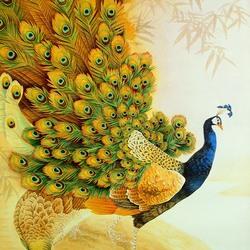 Пазл онлайн: Картины китайского художника Yitao Liu