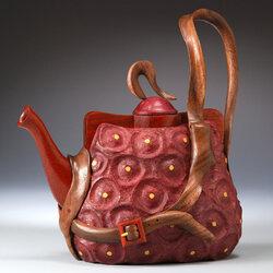 Пазл онлайн: Чайничек для заварки