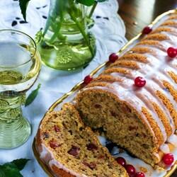 Пазл онлайн: Творожный кекс с белым вином