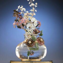 Пазл онлайн: Хрустальные цветы