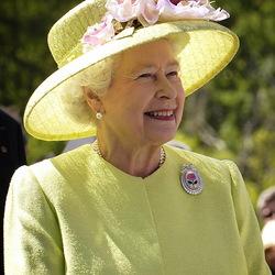 Пазл онлайн: Королева Елизавета II
