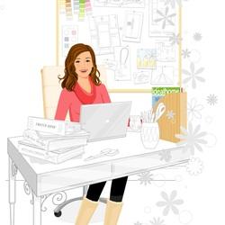 Пазл онлайн: За работой