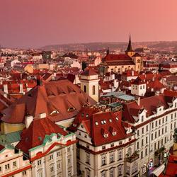 Пазл онлайн: Прага