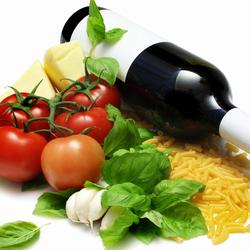 Пазл онлайн: Вкус Италии