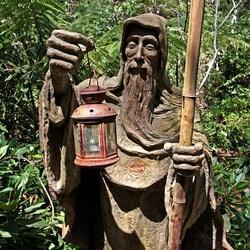 Пазл онлайн: Скульптура Бруно Торфса