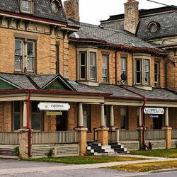 Пазл онлайн: Дом в Канаде