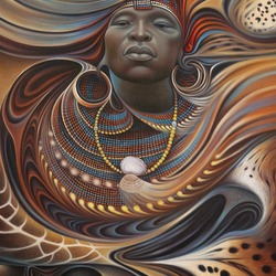 Пазл онлайн: Магия шаманов