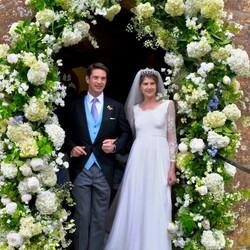 Пазл онлайн: Королевские свадьбы