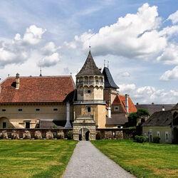 Пазл онлайн: Замок Розенбург. Австрия