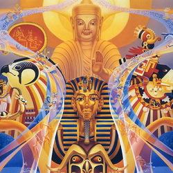 Пазл онлайн: Секреты фараонов