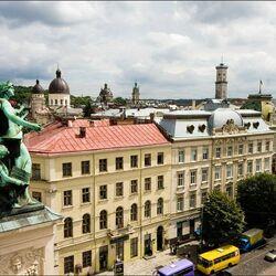 Пазл онлайн: С крыши Оперного