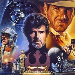 Пазл онлайн: Lucas Film