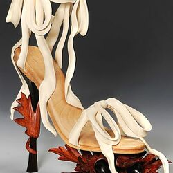 Пазл онлайн: Обувь для модниц
