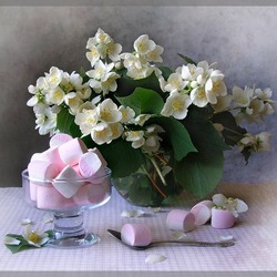 Пазл онлайн: Сладость аромата