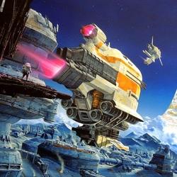Пазл онлайн: Космическое путешествие
