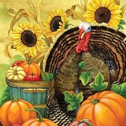Пазл онлайн: День Благодарения