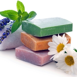Пазл онлайн: Мыло душистое