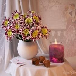 Пазл онлайн: Романтический букет