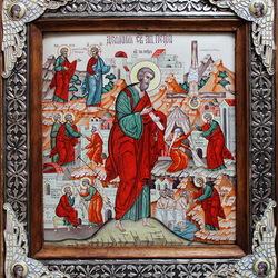 Пазл онлайн: Икона Деяния Святого апостола Петра