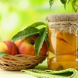 Пазл онлайн: Вкус персика
