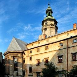 Пазл онлайн: Бернардинский монастырь