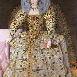 Пазл онлайн: Королева Елизавета I