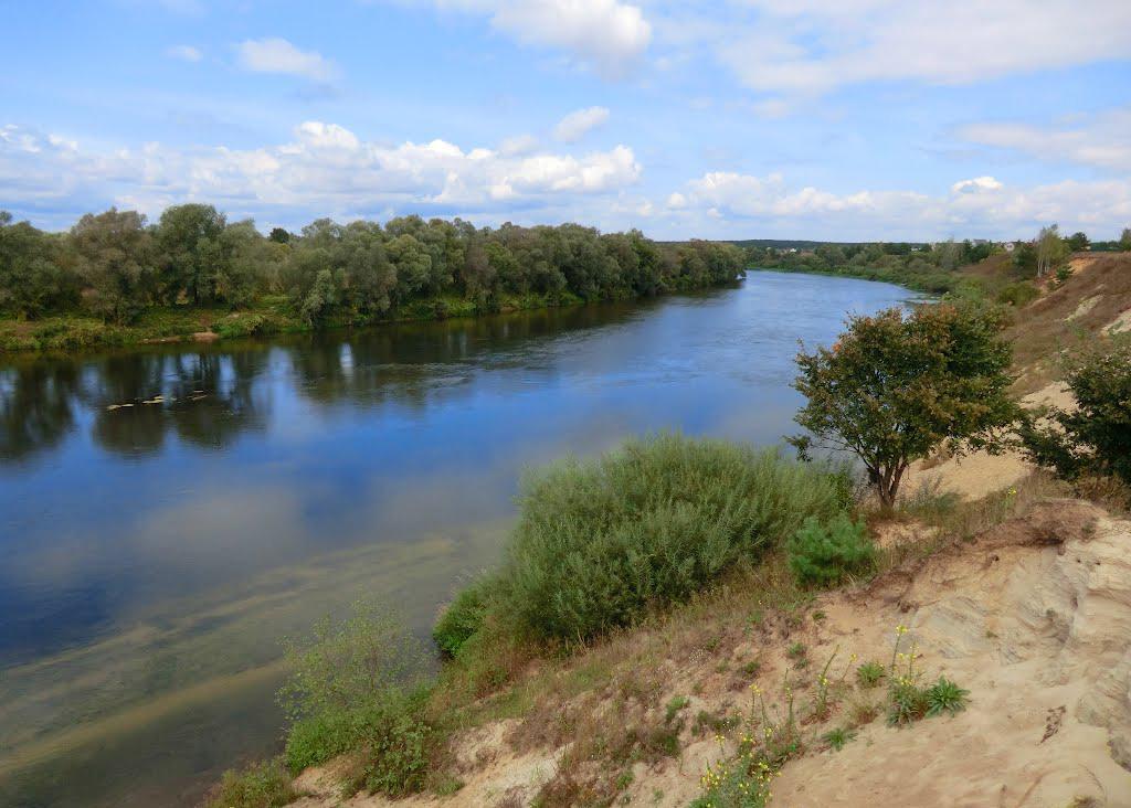 река высса калужская область рыбалка