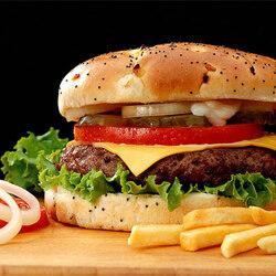 Пазл онлайн: Вкусно-вредно