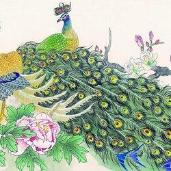 Пазл онлайн: Любимые птицы Геры