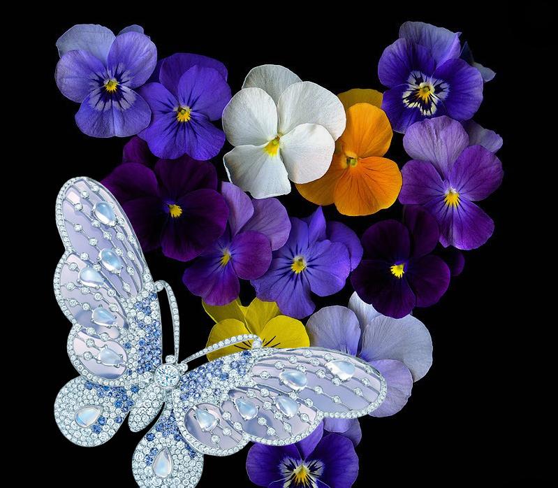 Для, картинки с драгоценностями и цветами