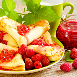 Пазл онлайн: Вкус малины