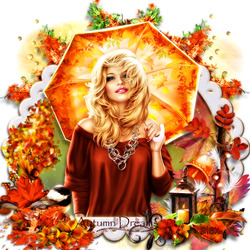 Пазл онлайн: Осенние мечты