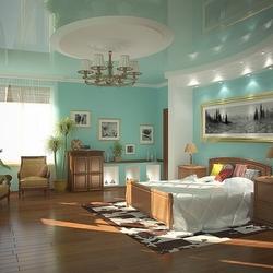 Пазл онлайн: Спальня