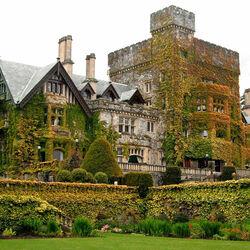 Пазл онлайн: Замок Хэтли. Канада