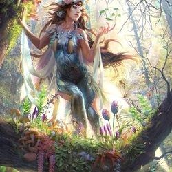 Пазл онлайн: Мауриция, дух цветов