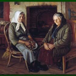 Пазл онлайн: Солдатские матери