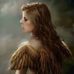 Пазл онлайн: Отнятые крылья