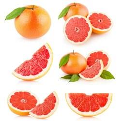 Пазл онлайн: Грейпфрут