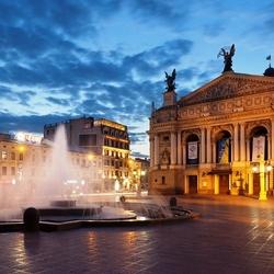 Пазл онлайн: Оперный театр