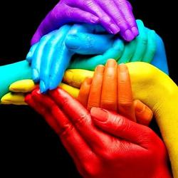 Пазл онлайн: Руки