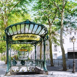 Пазл онлайн: Париж глазами парижанина