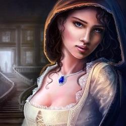 Пазл онлайн: Средневековая красавица