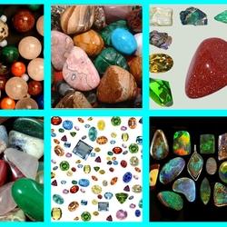 Пазл онлайн: Камни