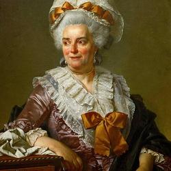 Пазл онлайн: Женевьева-Жаклина Пекуль, мачеха художника
