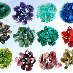 Пазл онлайн: Драгоценные камни