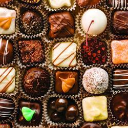 Пазл онлайн: День Шоколада