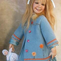Пазл онлайн: Кукла Хизер