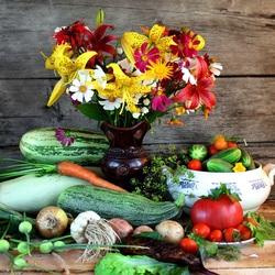 Пазл онлайн: Урожай созрел