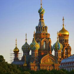 Пазл онлайн: Храм Спаса-на-Крови. Санкт-Петербург