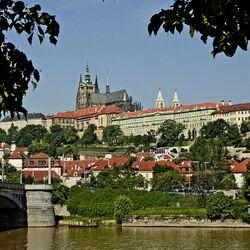Пазл онлайн: Пражский град-замок(кремль).